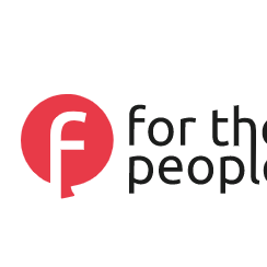 Logo bedrijf For the People B.V.